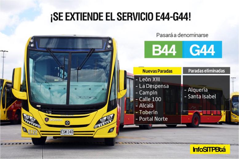 Ruta De Transmilenio E44 Tendra Cambios Para Mejorar La Movilidad De Los Soachunos Soacha Iniciativa Ciudadana